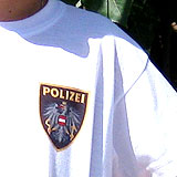 Kinder T-Shirt POLIZEI
