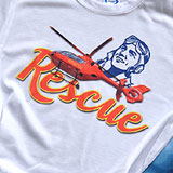 Kinder T-Shirt RESCUE COAST GUARD