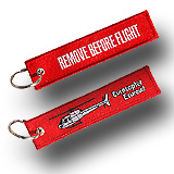 Schl�sselanh�nger REMOVE BEFORE FLY ECUREUIL