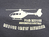 Baumwoll T-Shirt FAIR RESCUE CREW